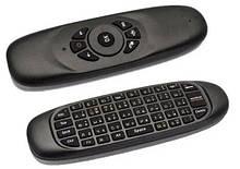 Аэромышка Air Mouse C120 с русской клавиатурой Черный