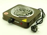 Плита электрическая Atlanfa AT-1751A 1000W Бронзовый