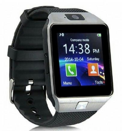 Smart Watch DZ09 Серебристый