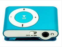 MP3 плеер с Наушниками Синий