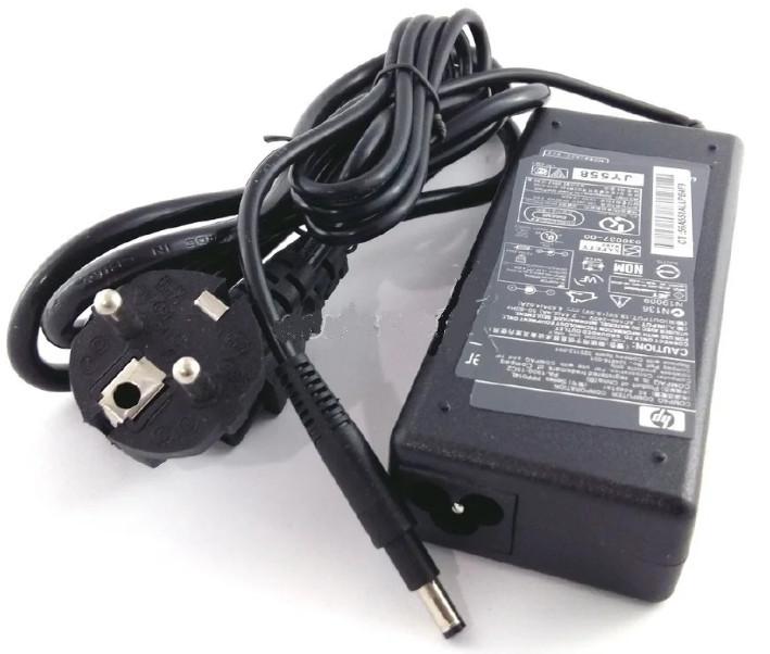 Зарядное устройство для ноутбука HP 4.8*1.7mm 19V 4.62A Черный