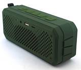 Портативная колонка Gibox G65 Зелений, фото 3