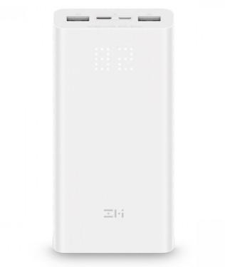 Power Bank Xiaomi ZMi Aura 20000 mAh Белый
