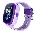 Смарт часы Smart Baby Watch DF25 Фиолетовый, фото 2
