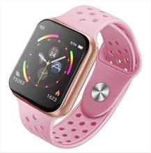 Смарт часы Smart Watch F9s Розовый