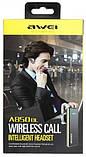 Bluetooth гарнитура Awei A850BL Черный, фото 4