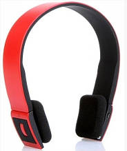Bluetooth наушники BH02 Красный