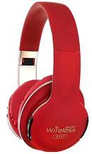 Bluetooth наушники ST17 Красный
