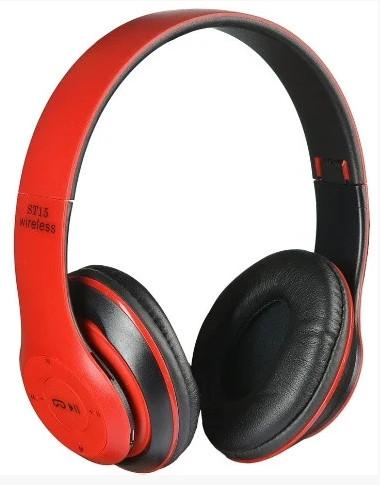 Bluetooth наушники SOGT ST15 Красный
