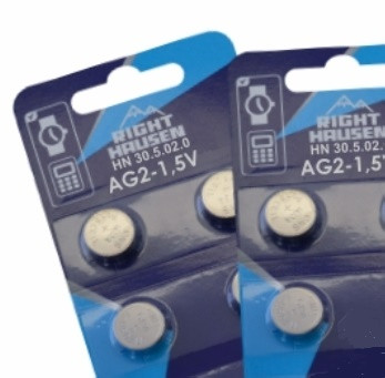Батарейка щелочная Right Hausen AG2