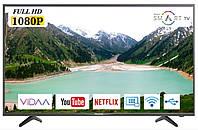 Телевизор Hisense 43N2170PW Черный