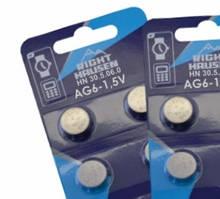 Батарейка щелочная Right Hausen AG6