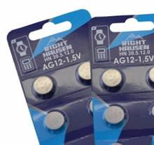 Батарейка щелочная Right Hausen AG12