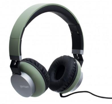 Наушники Gorsun GS-789 Зеленый