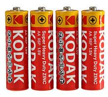 Батарейка пальчиковая щелочная Kodak LR6