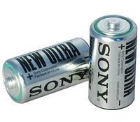 Батарейка SONY R14