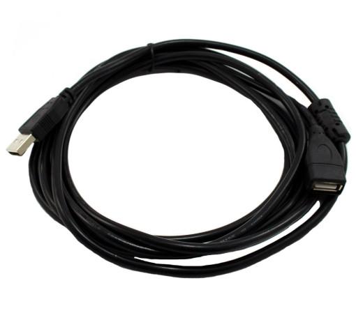 Удлинитель USB 3 метра Черный