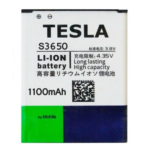 Аккумулятор Tesla S3650