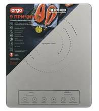 Индукционная плита Ergo IPH-1601 1800W Серый