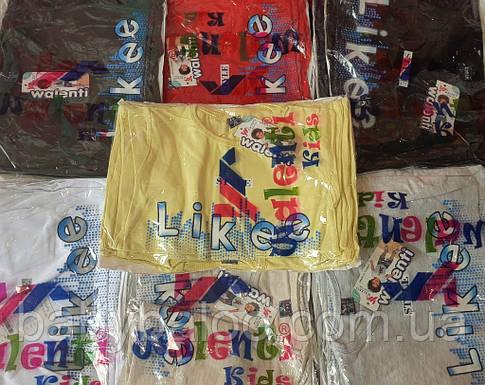 """Стильная футболка для мальчика """"Likee"""" (от 9 до 12 лет), фото 2"""
