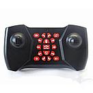 Трюковая машинка перевертыш на радиоуправлении (Синий) с пультом управления и сенсорным браслетом   , фото 9