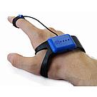Трюковая машинка перевертыш на радиоуправлении (Синий) с пультом управления и сенсорным браслетом   , фото 8