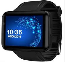 Смарт часы UWatch DM98 (Уценка) Черный