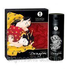 Стимулирующий крем для двоих Shunga DRAGON VIRILITY Cream, 60 мл, фото 2