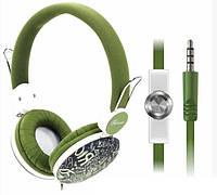 Наушники для ПК Prologix A920M Зеленый