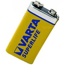 Батарейка крона Varta 6F22