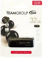 USB Flash накопитель Team C175 32GB 3.0 Черный