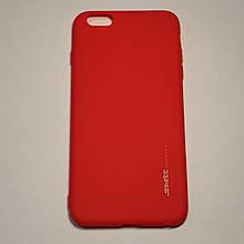 Бампер для iPhone 6/6S Plus Smit Красный