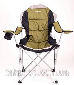 Складное кресло-шезлонг Ranger FC 750-052 (Зеленое)