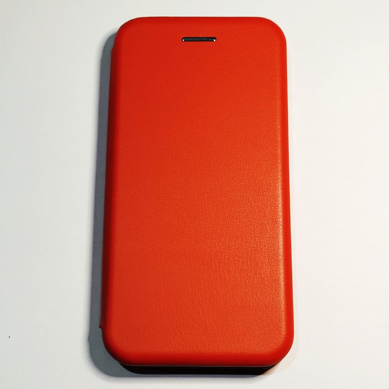 Чехол-книжка для iPhone 6/6S Fashion Красный