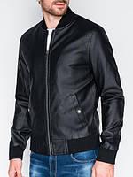Кожаные натуральные куртки мужские демисезонные