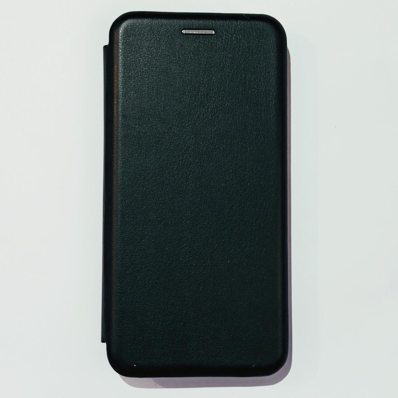 Чехол-книжка Fashion для Xiaomi A2 Lite, Redmi 6 Pro Черный