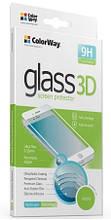 Защитное стекло для iPhone 6/6S 3D Золотой