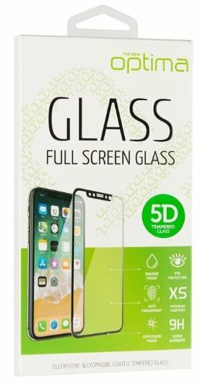 Защитное стекло для iPhone 7/8 Plus 5D Белый