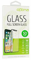 Защитное стекло для iPhone 7/8 5D Черный