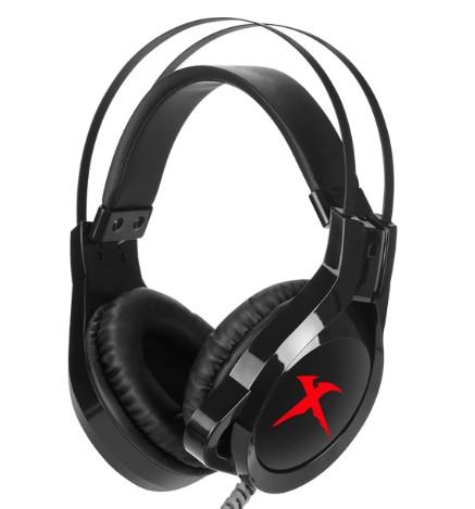 Навушники з мікрофоном для ПК Xtrike GH-902 BK Wired Чорний