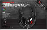 Навушники з мікрофоном для ПК Xtrike GH-902 BK Wired Чорний, фото 4