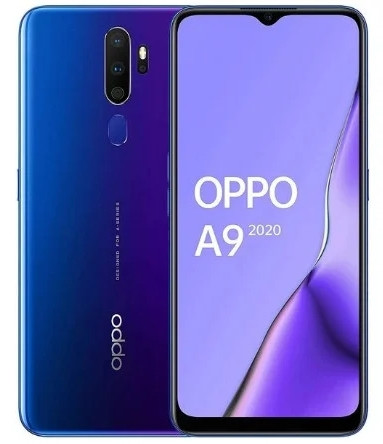 Смартфон OPPO A9 2020 4/128 GB Space Purple