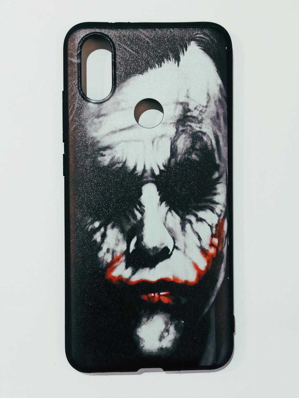 Бампер для Xiaomi Mi A2/ 6X Joker Черный