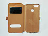 Чохол-книжка для Xiaomi Mi A1/5X Золотий, фото 2
