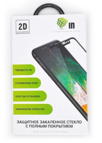 Защитное стекло для Meizu M6T 2D Золотой