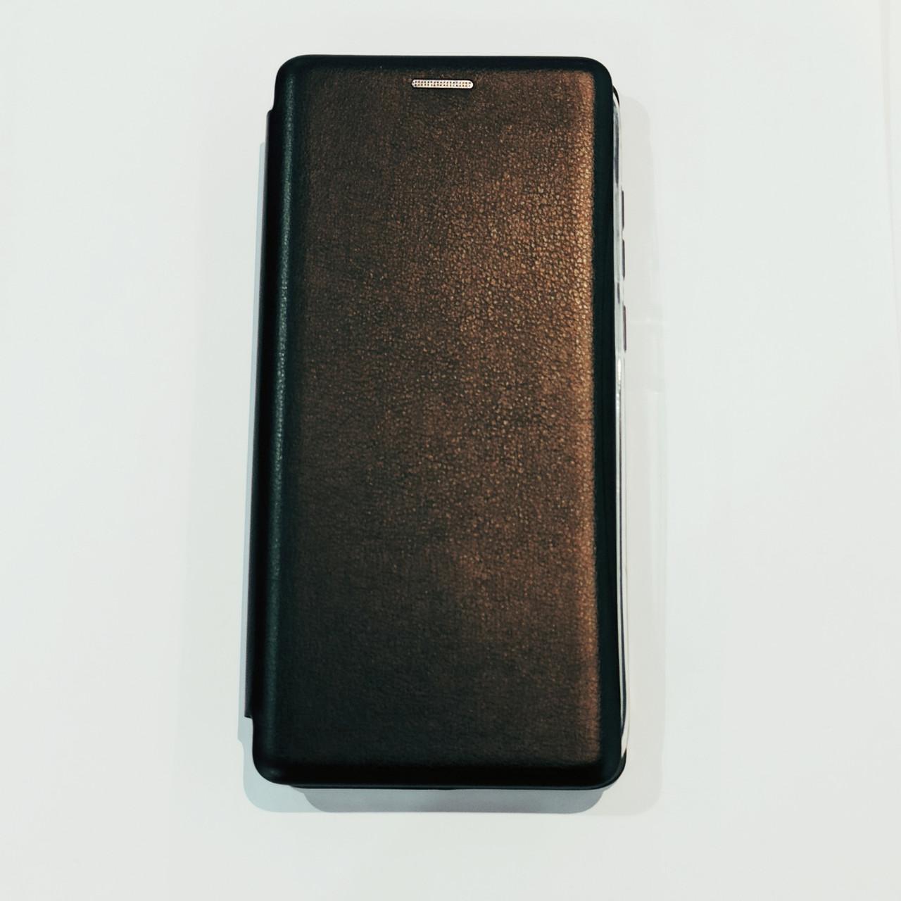 Чохол-книжка для Xiaomi Redmi Note 8 Pro Чорний