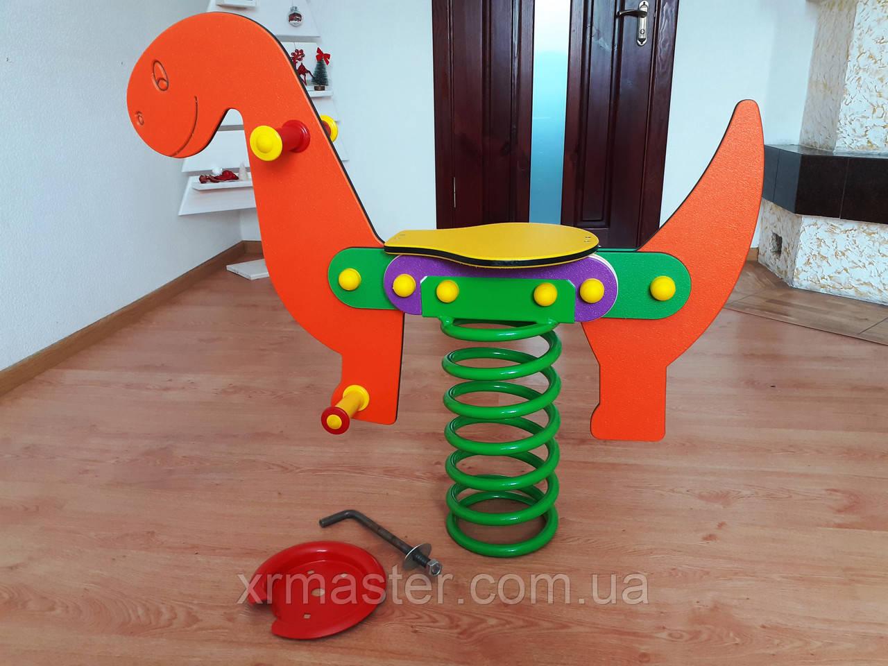 Качелька балансир Динозавр