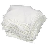 Салфетка из микрофибры для устранения пыли и отпечатков 100mm*100mm (40шт.)