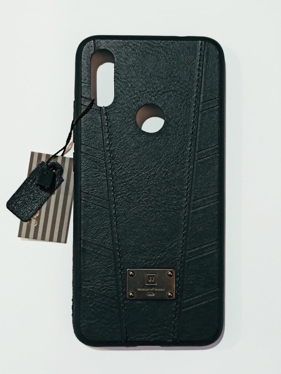 Бампер для Xiaomi Redmi 7 Черный