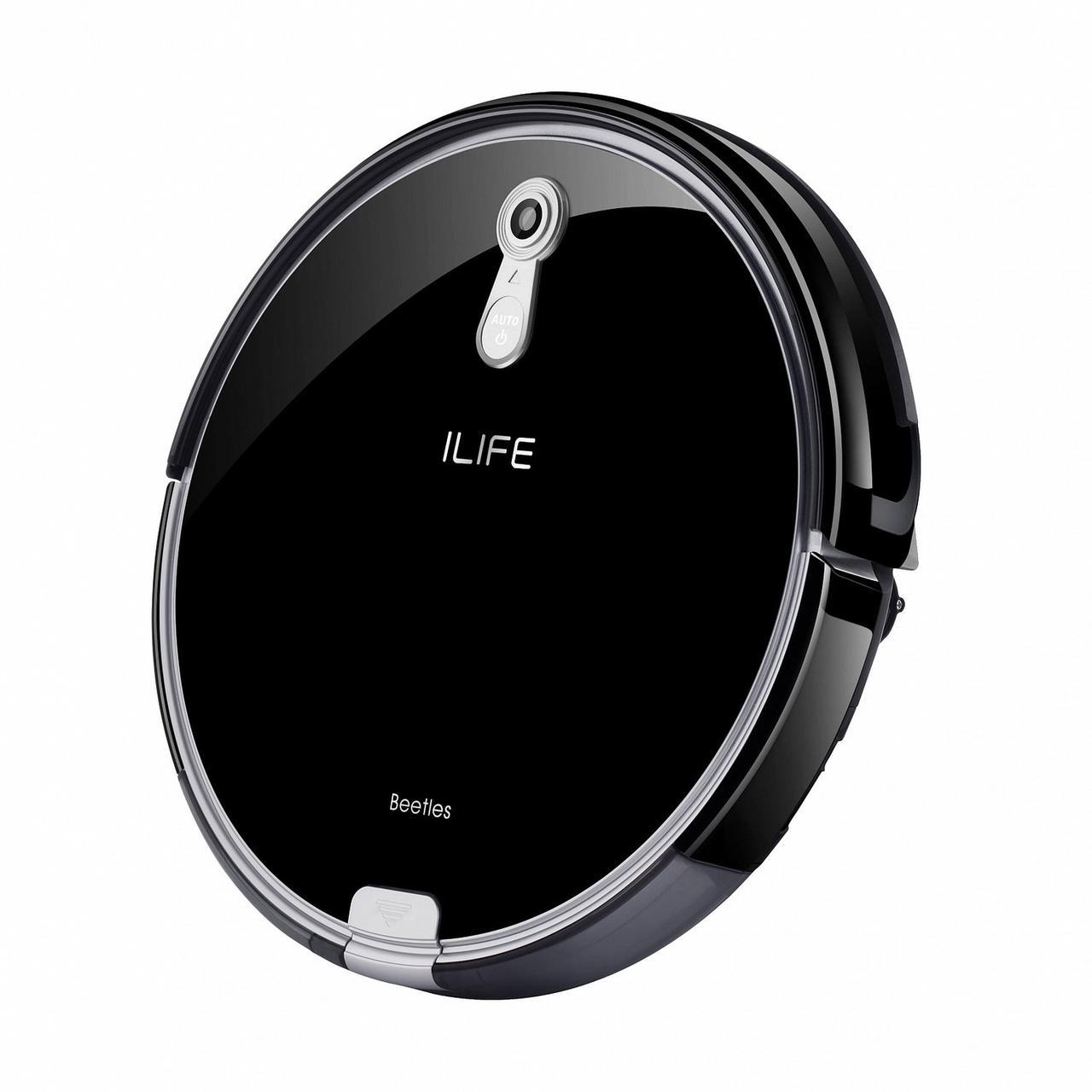 Робот-пылесос ILIFE A8 Black